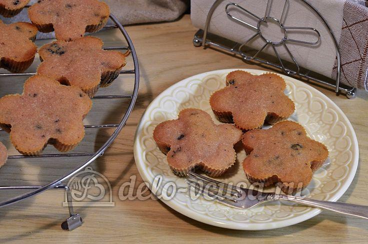 Кексы из сухого #киселя #выпечка #кексы #рецепты #деловкуса #готовимсделовкуса