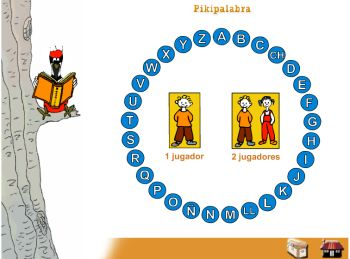 Actividades para Educación Infantil: Pasapalabra infantil (Pikipalabra)…