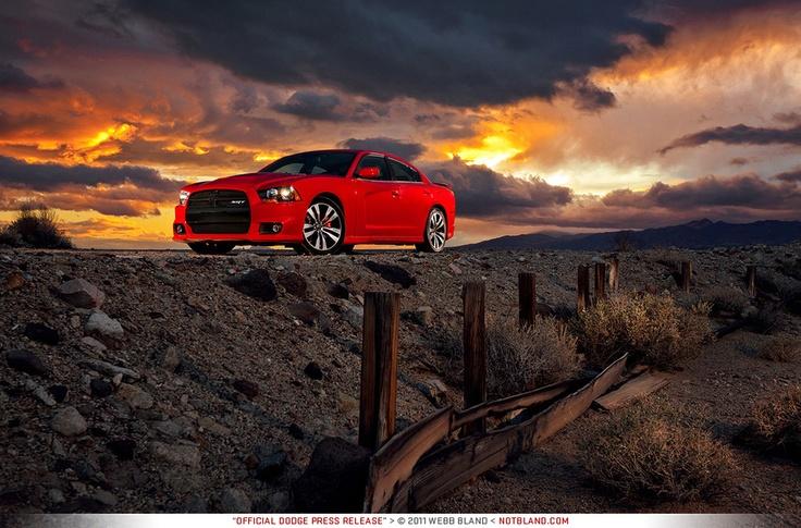 2012 Dodge Charger SRT8 Press Release by Webb Bland, via 500px