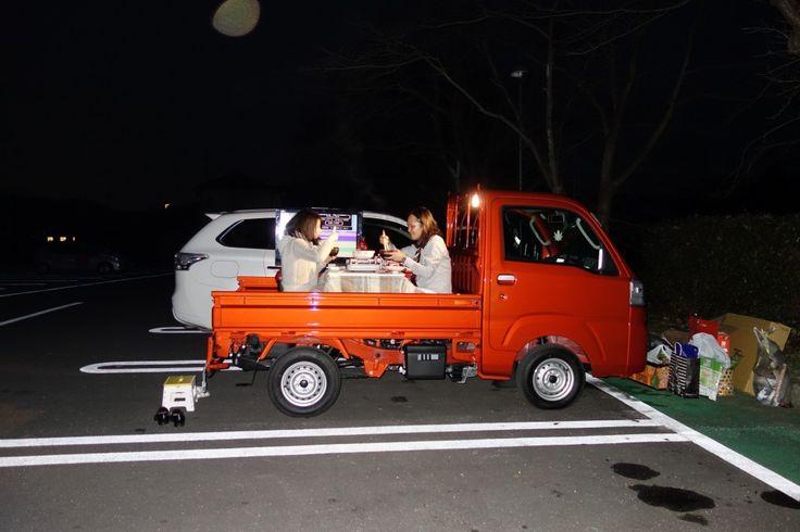 キャンピングカーは軽自動車ベースでも200万円以上するが、軽トラックの荷台に居住スペースを自作すれば格安で手に入る!?「軽トラキャンパー」の自作にチャレンジしている人に話を聞いた。◆軽トラの使い勝手は...
