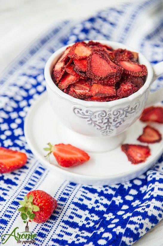 Fructe deshidratae