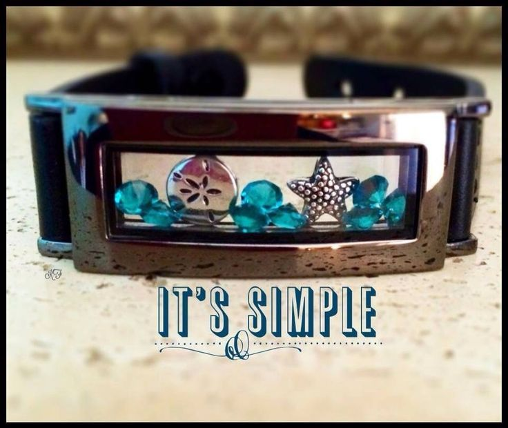 Simply enjoy the sea with this South Hill Designs bracelet!