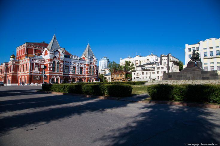 Фотоблог Вадима Кондратьева