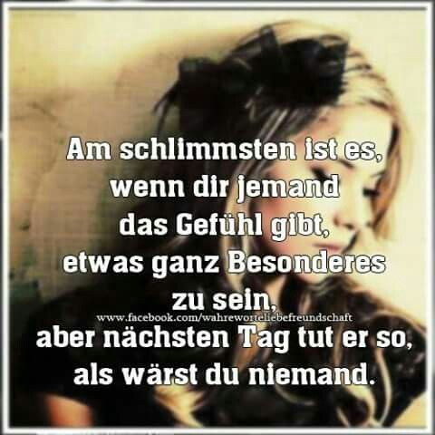 Enttauschung Schmerz True Words Quotes Und Words