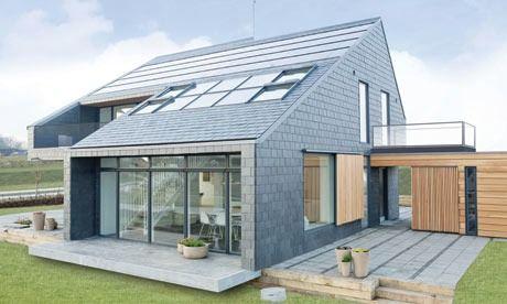 Aktivhaus Generates More Heat & Power Than It Needs
