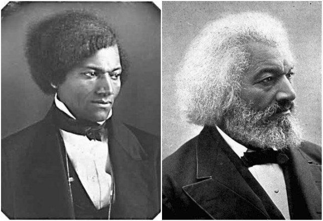 Frederick Douglass was the most photographed American of the 19th century