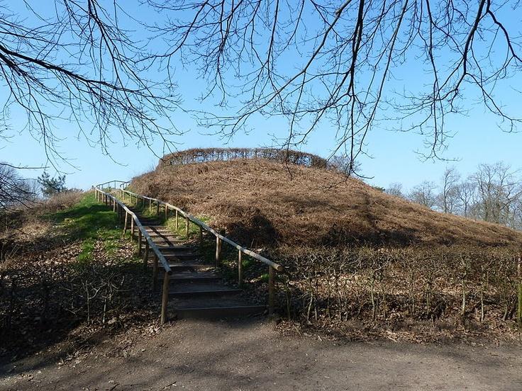 Beek-Ubbergen-Duivelsberg bij Nijmegen een mooi wandelgebied