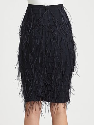 This skirt needs a shave. $500