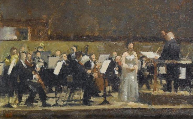 Bernard Dunstan - The Concert