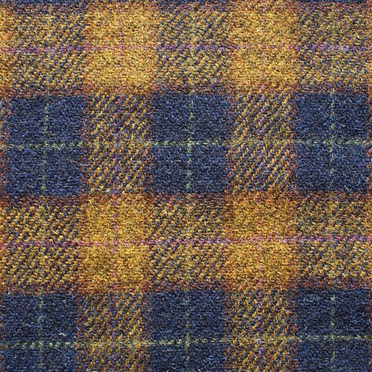 Archive Tweed Check (2.6m for £38.97) - Robert Noble