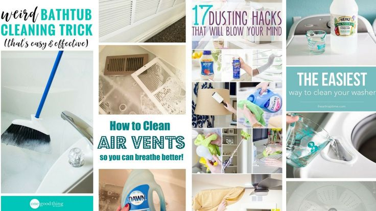 How to make your Spring Cleaning routine more manageable   Nesting Story
