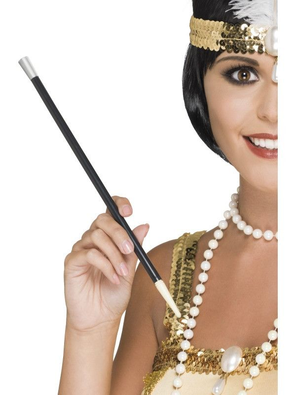 New Womens 1920s 20s ... http://www.cosmetics4uonline.co.uk/products/womens-1920s-20s-long-black-cigarette-holder?utm_campaign=social_autopilot&utm_source=pin&utm_medium=pin #cosmetics