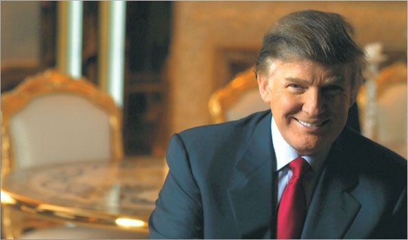 Love him or hate him, Donald Trump is the definition of wealth and success.
