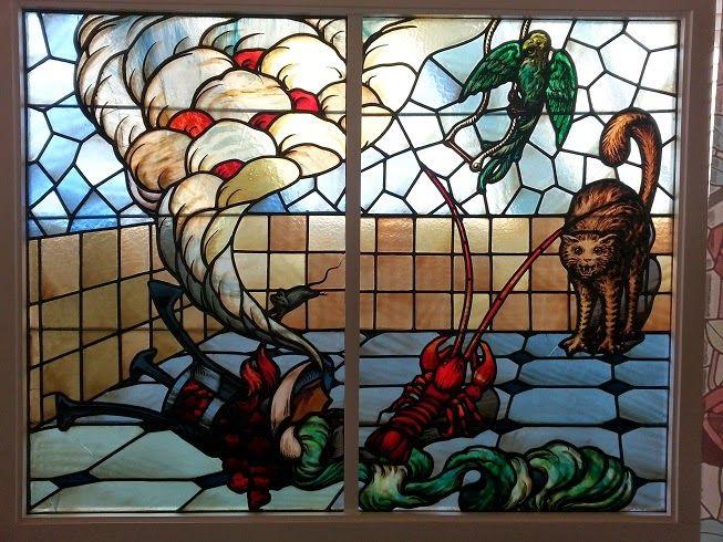 Els vitralls de les dames de Cerdanyola