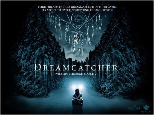 Dreamcatcher: Movie Posters, Morgan Freeman, Dreams Catcher, Dreamcatchers 2003, Watches Movie, Favorite Movie, Damian Lewis, Horror Movie, Stephen King Books