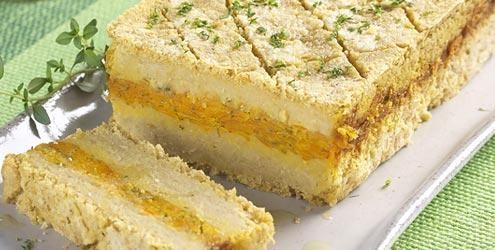 Torta de Grão-de-bico