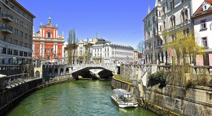 Expedia Reisgidsen   Niet missen    Wat je niet mag missen in Ljubljana