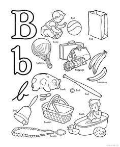 anglická slovíčka B