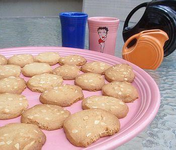 Recipe for black walnut refrigerator cookies