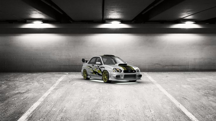 Checkout my tuning #Subaru #Impreza 2004 at 3DTuning #3dtuning #tuning