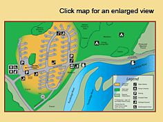 Puntledge RV Campground - Rates & Information - Family Camping in Courtenay, Vancouver Island, BC, Canada