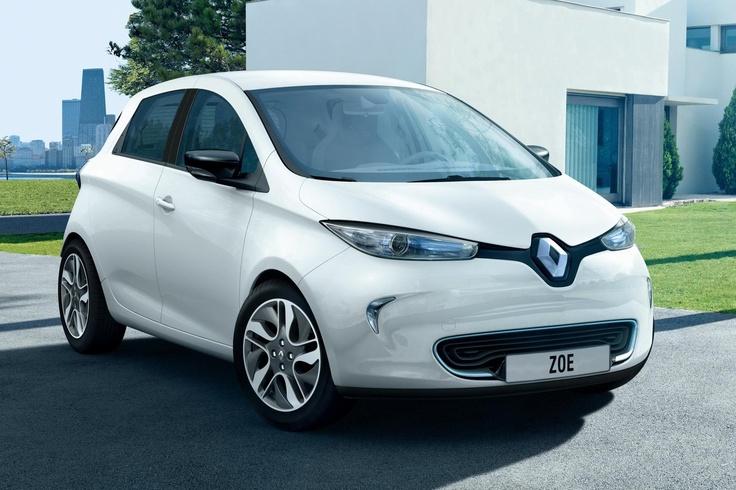 Renault Zoe auto elettrica ecologica