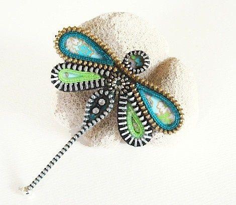 Crafts Using Zippers | Zipper Crafts-So cool!