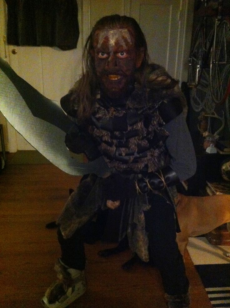 Orc Lotr Costume 195 best images about ...