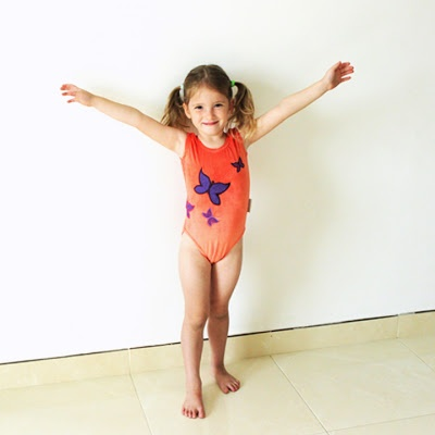 Handmade gymnastic suits and much more