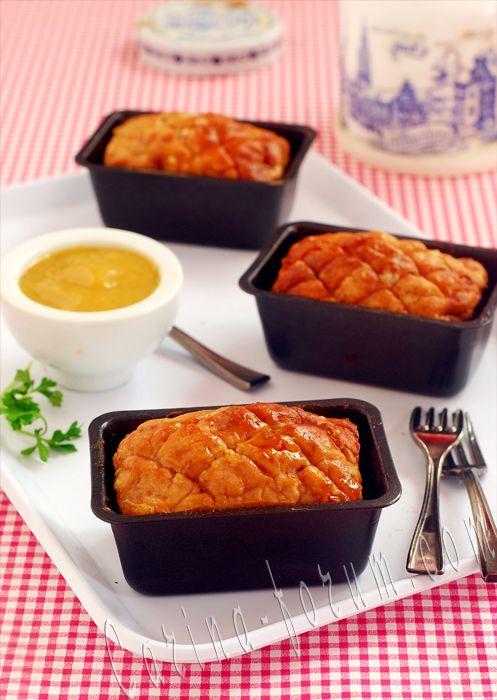 Fleischkäse - Bavarian Meat-loaf