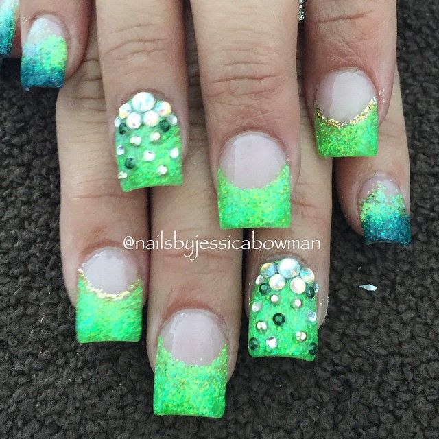 8 mejores imágenes de Nail art en Pinterest | Decoración de uñas ...