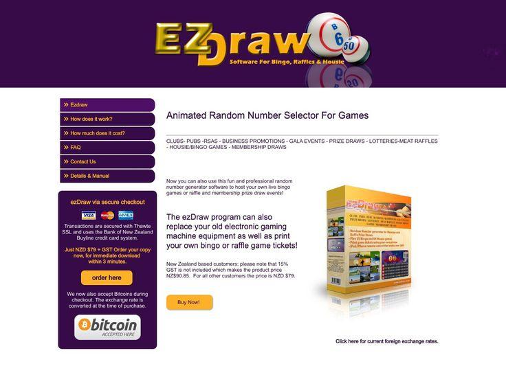 [Get] Ezdraw Random Number Picker Software. - http://www.vnulab.be/lab-review/ezdraw-random-number-picker-software