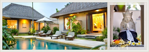 Waka Namya Resort & Spa Ubud Bali - Discount Rates Deals