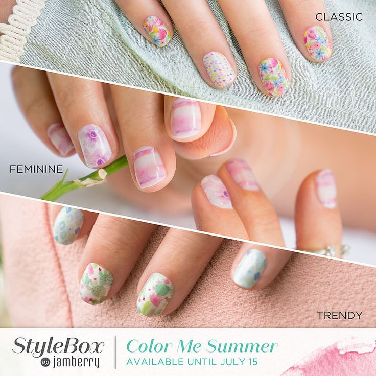 Sneak peak at July 2016 Style Box! Katiehaushalter.jamberrynails.com #styleboxjuly16jn