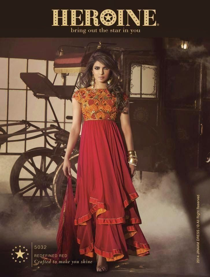 Fashion Trend Club: Indian Actress Priyanka Chopra in Formal Dresses