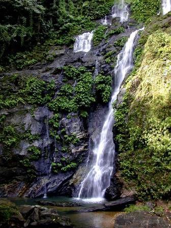 Tamaraw Falls, Puerto Galera