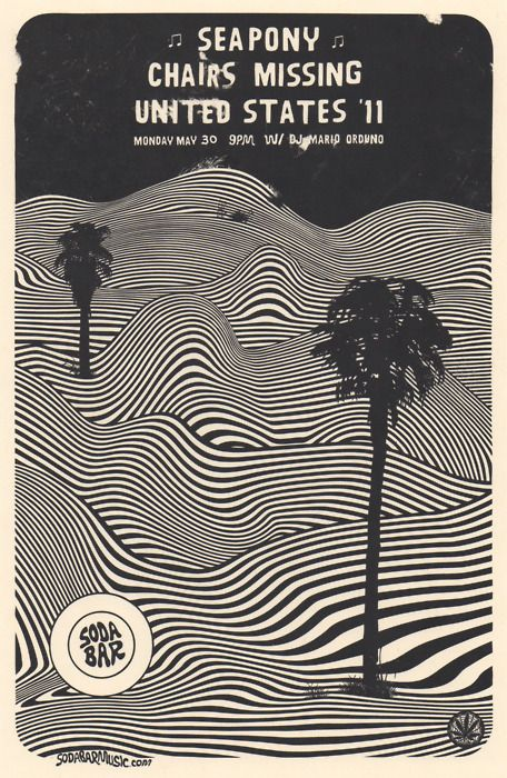 dusty dirtweed's san diego show posters