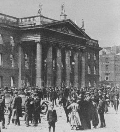 Incredible Easter Rising 1916 footage made available online - The Irish Post