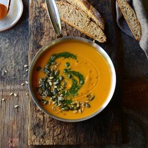 The everything-in vegetable soup