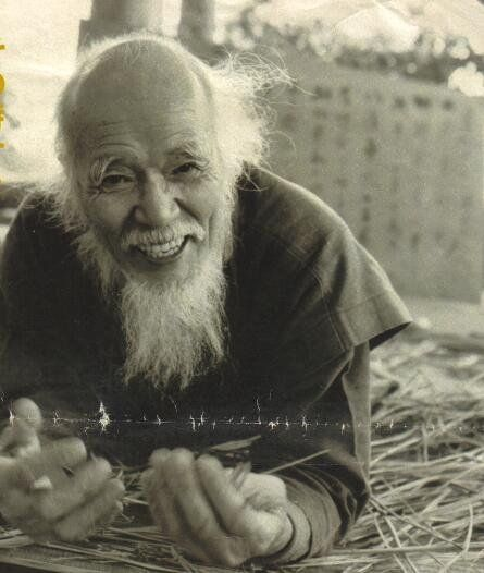"The Father of Natural Farming – Masanobu ""Wiseman"" Fukuoka  groso"