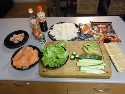 Sushi Recipes for Beginners