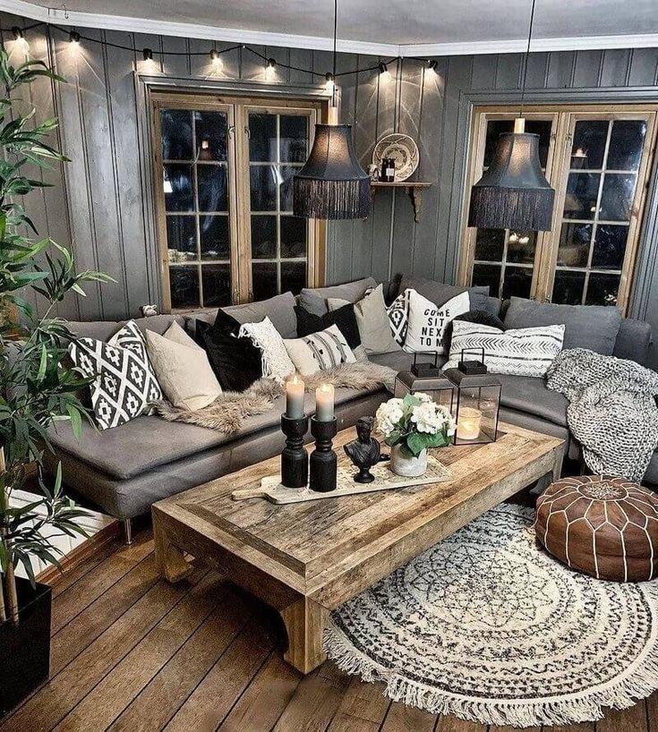 Boho Chic Home Decor Plans And Ideas Chic Home Decor Living