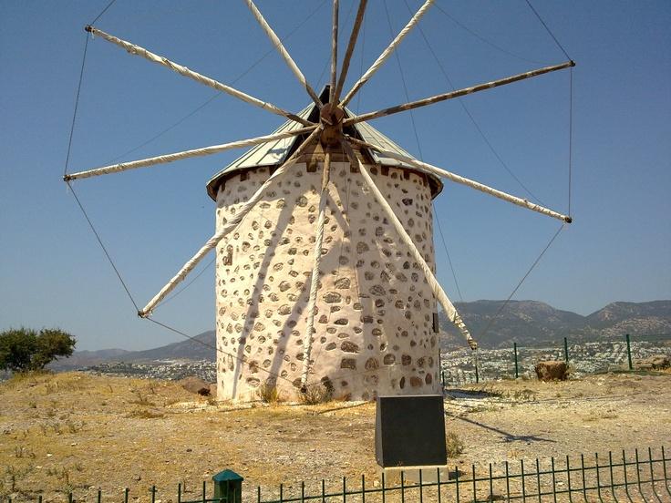 Windmill Bodrum Turkey