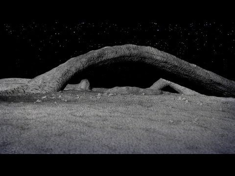 """Aliens on the Moon: Footage of a purported """"female"""" E.T. recovered during a secret U.S.-Soviet mission to the Moon. - Tales from out there"""