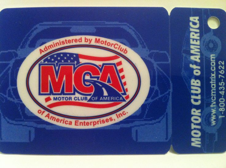 17 Best Images About Mca Motor Club Of America