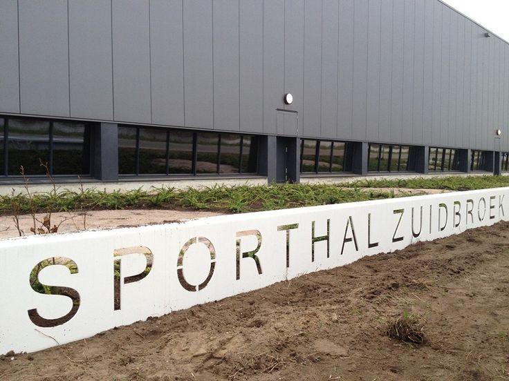 MTB Architecten Apeldoorn - Amsterdam (Project) - Sporthal Zuidbroek