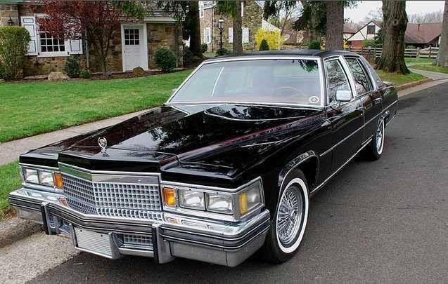 '79 Cadillac Fleetwood Brougham