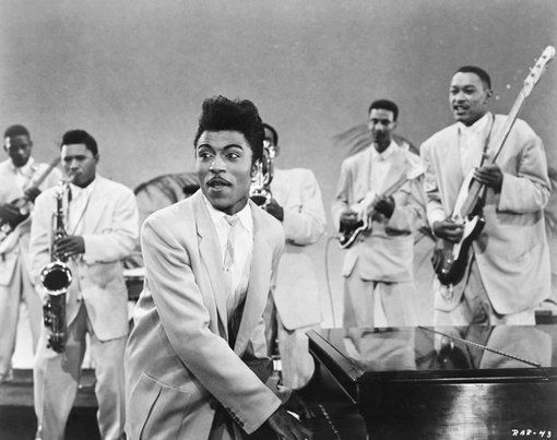 The Rock and Roll Hall of Fame Inductees, 1986 - 2014 Pictures - Little Richard 1986 Inductee | Rolling Stone