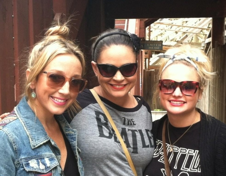 Pistol Annie's: Ashley Monroe, Angaleena Presley, and Miranda Lambert!