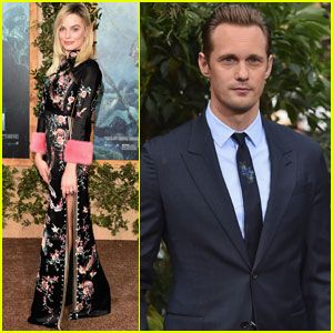 alexander skarsgard tarzan premiere uk | Alexander Skarsgard Thought Tarzan Should Have a Loincloth
